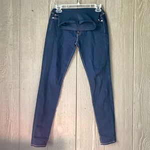 7 Seven for all mankind Maternity Jeans 👖
